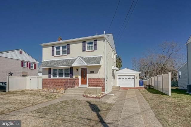 805 Delaware Avenue, RIVERSIDE, NJ 08075 (#NJBL392242) :: Keller Williams Real Estate