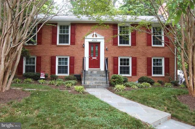 4509 Peacock Avenue, ALEXANDRIA, VA 22304 (#VAAX256644) :: Crews Real Estate