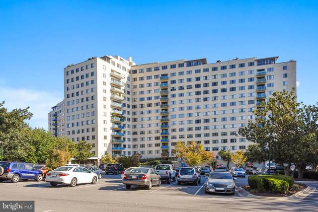 10201 Grosvenor Place #111, ROCKVILLE, MD 20852 (#MDMC746098) :: AJ Team Realty