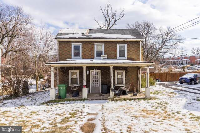 2825 Georgetown Road, BALTIMORE, MD 21230 (#MDBA541296) :: AJ Team Realty