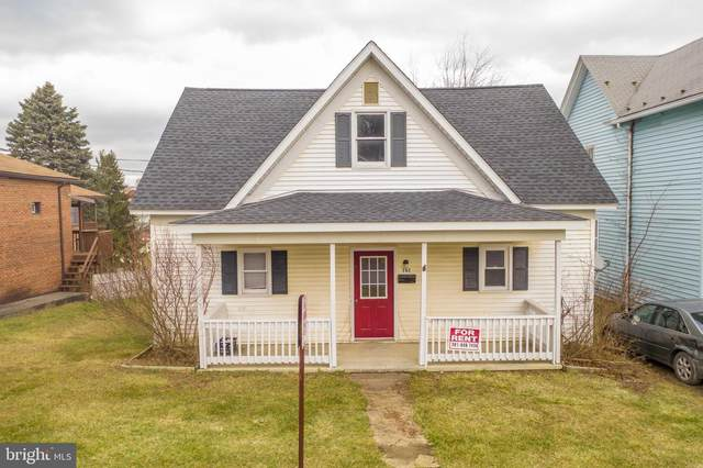 162 E College Avenue, FROSTBURG, MD 21532 (#MDAL136300) :: Bob Lucido Team of Keller Williams Integrity