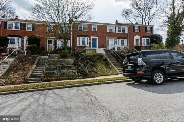 1233 Limit Avenue, BALTIMORE, MD 21239 (#MDBA541308) :: Berkshire Hathaway HomeServices McNelis Group Properties