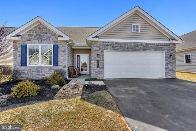 154 Independence Way, MECHANICSBURG, PA 17050 (#PACB132362) :: Realty ONE Group Unlimited