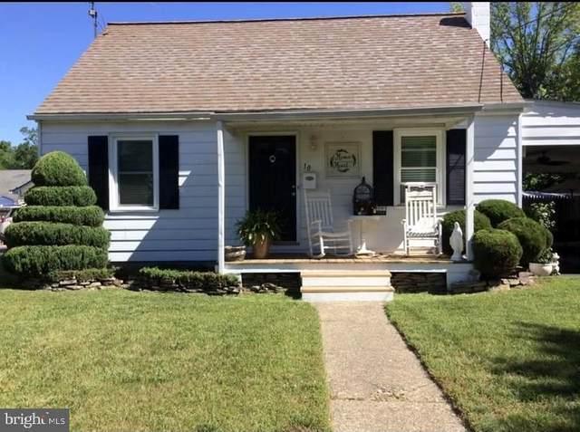 10 Fogarty Drive, HAMILTON, NJ 08619 (#NJME308452) :: The Schiff Home Team