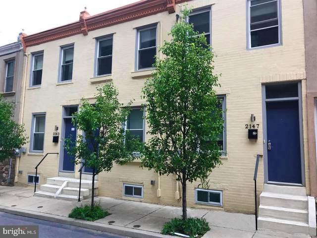 2145 E Harold Street, PHILADELPHIA, PA 19125 (#PAPH991418) :: Lee Tessier Team