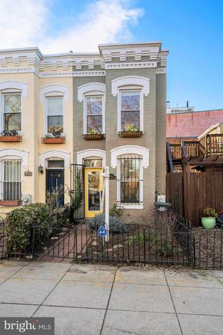 540 13TH Street NE, WASHINGTON, DC 20002 (#DCDC510092) :: Dart Homes