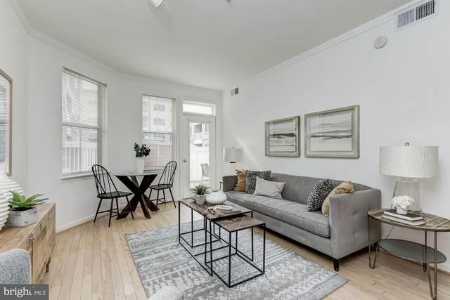 2004 11TH Street NW #134, WASHINGTON, DC 20001 (#DCDC510100) :: The Matt Lenza Real Estate Team