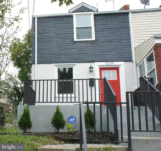 5209 Just Street NE, WASHINGTON, DC 20019 (#DCDC510104) :: Crossman & Co. Real Estate
