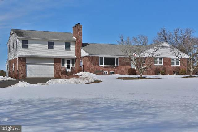 1446 Mearns Road, WARMINSTER, PA 18974 (#PABU521350) :: John Smith Real Estate Group