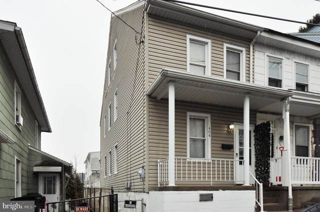 404 N 2ND Street, MINERSVILLE, PA 17954 (#PASK134318) :: Realty ONE Group Unlimited
