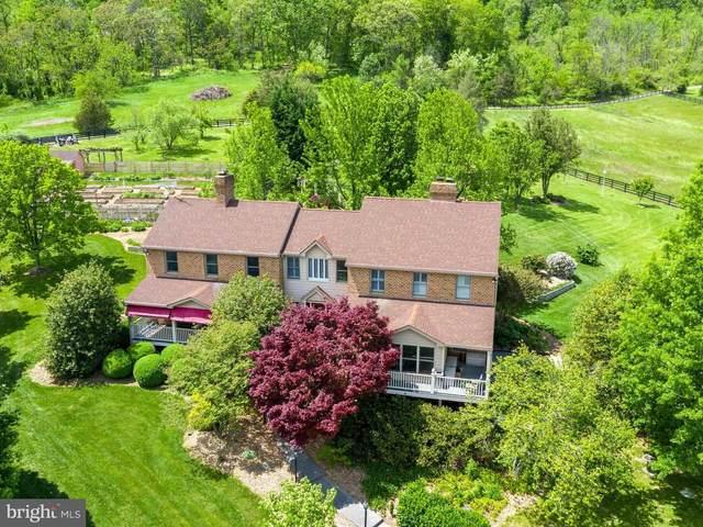 500 Singhass Road, WINCHESTER, VA 22602 (#VAFV162406) :: John Smith Real Estate Group