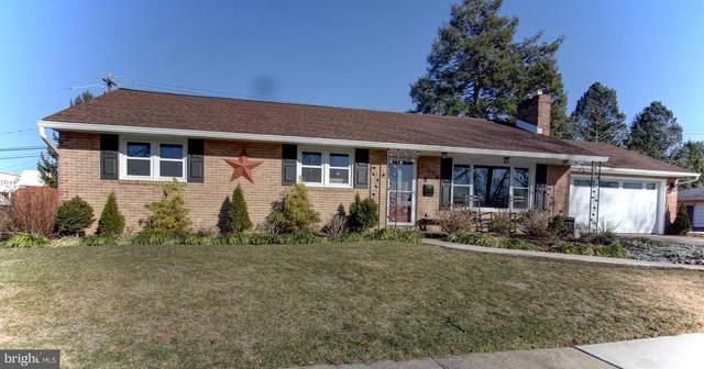 616 Shield Street, HARRISBURG, PA 17109 (#PADA130610) :: John Smith Real Estate Group