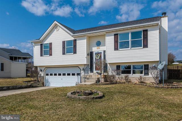 9 Ironmaster Court, THURMONT, MD 21788 (#MDFR278402) :: AJ Team Realty