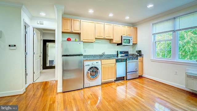 723 Longfellow Street NW #203, WASHINGTON, DC 20011 (#DCDC510120) :: Dart Homes