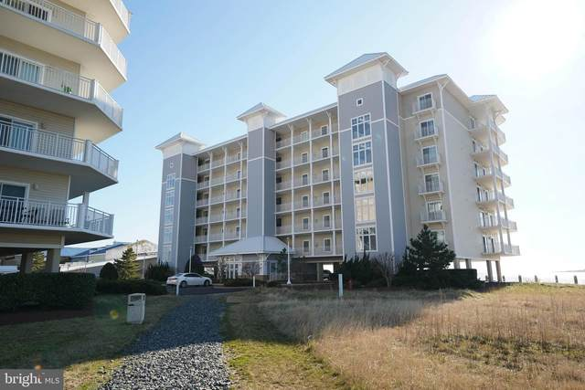 103 Williams Street #615, CRISFIELD, MD 21817 (#MDSO104468) :: Corner House Realty