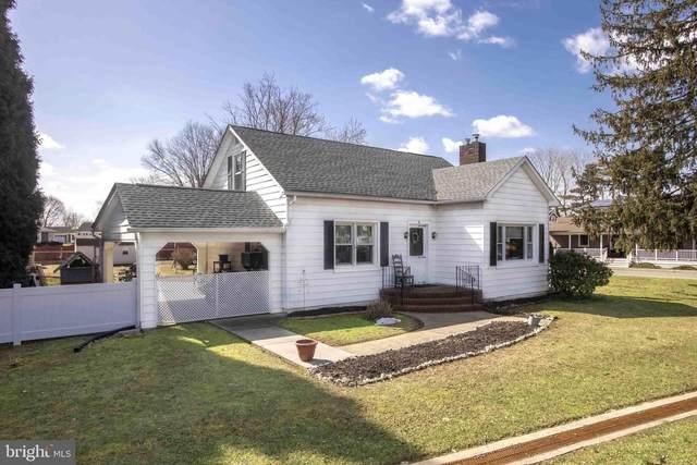6 Bordentown Chesterfield Road, CHESTERFIELD, NJ 08515 (#NJBL392268) :: Keller Williams Real Estate