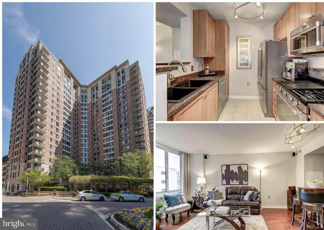 851 N Glebe Road #416, ARLINGTON, VA 22203 (#VAAR177042) :: Colgan Real Estate
