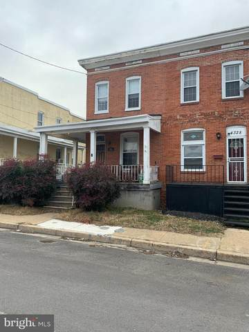 4326 E Eager Street, BALTIMORE, MD 21205 (#MDBA541334) :: Ultimate Selling Team