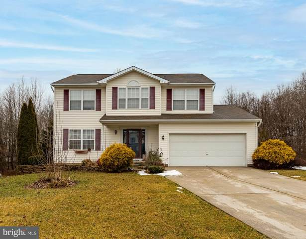 1706 Magnum Court, BEL AIR, MD 21015 (#MDHR257076) :: BayShore Group of Northrop Realty