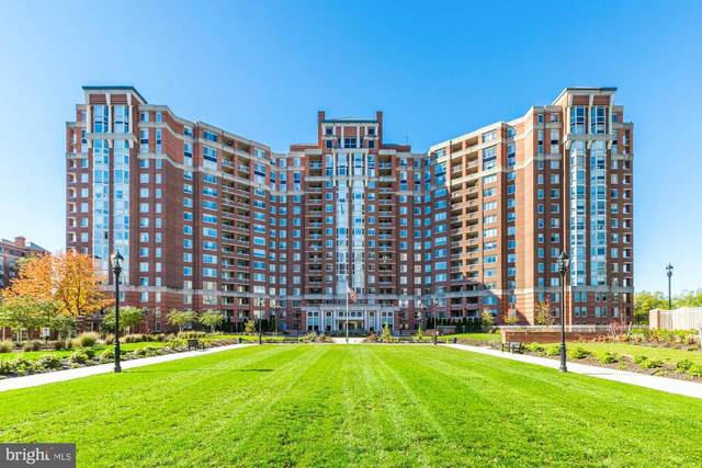5809 Nicholson Lane #1114, ROCKVILLE, MD 20852 (#MDMC746160) :: Dart Homes