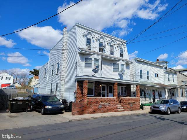 422 Pine Hill Street, MINERSVILLE, PA 17954 (#PASK134322) :: Realty ONE Group Unlimited