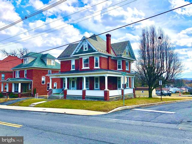 509 E Oldtown Road, CUMBERLAND, MD 21502 (#MDAL136302) :: ExecuHome Realty