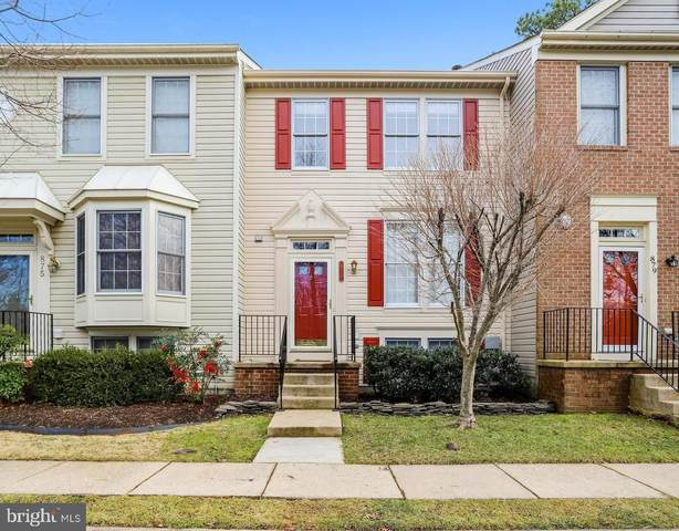 877 Chestnutview Court, CHESTNUT HILL COVE, MD 21226 (#MDAA460438) :: Bob Lucido Team of Keller Williams Lucido Agency
