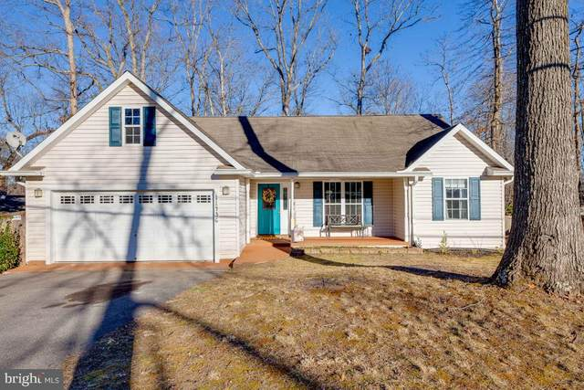 11436 Rawhide Road, LUSBY, MD 20657 (#MDCA181350) :: Bob Lucido Team of Keller Williams Integrity