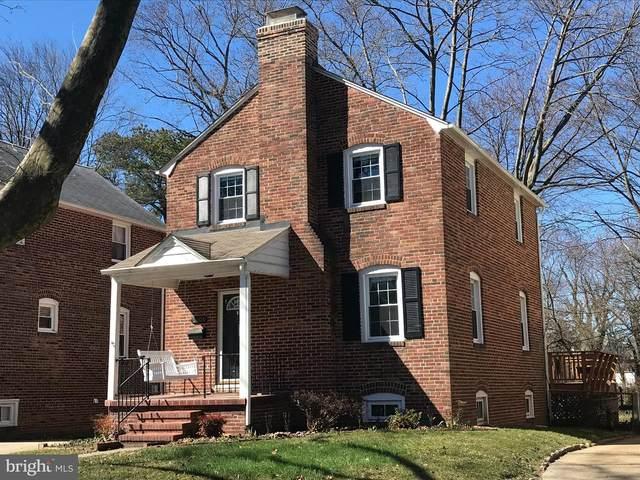 6406 Sefton Avenue, BALTIMORE, MD 21214 (#MDBA541350) :: Crossman & Co. Real Estate