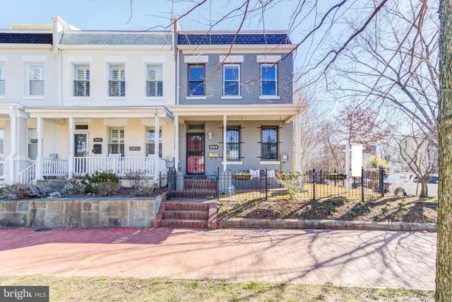 344 14TH Street SE, WASHINGTON, DC 20003 (#DCDC510170) :: The Matt Lenza Real Estate Team