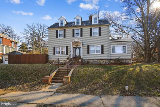 3101 Juneau Place, BALTIMORE, MD 21214 (#MDBA541362) :: VSells & Associates of Compass