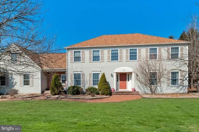 30 Hoffman Place, BELLE MEAD, NJ 08502 (#NJSO114326) :: Nesbitt Realty