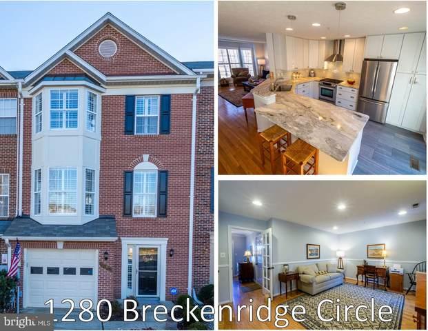 1280 Breckenridge Circle, RIVA, MD 21140 (#MDAA460450) :: Colgan Real Estate