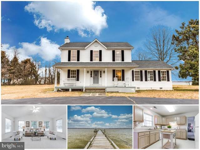 17370 Rock Point Road, NEWBURG, MD 20664 (#MDCH222260) :: EXIT Realty Enterprises