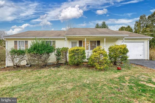 453 Old Stage Road, LEWISBERRY, PA 17339 (#PAYK153644) :: TeamPete Realty Services, Inc