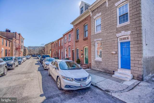 1102 S Curley Street, BALTIMORE, MD 21224 (#MDBA541366) :: EXIT Realty Enterprises