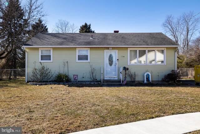 714 Wayne Road, LINDENWOLD, NJ 08021 (#NJCD414134) :: Sunrise Home Sales Team of Mackintosh Inc Realtors