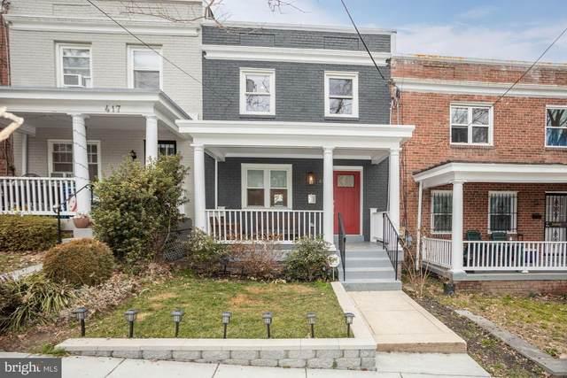 415 Longfellow Street NW, WASHINGTON, DC 20011 (#DCDC510214) :: The Riffle Group of Keller Williams Select Realtors