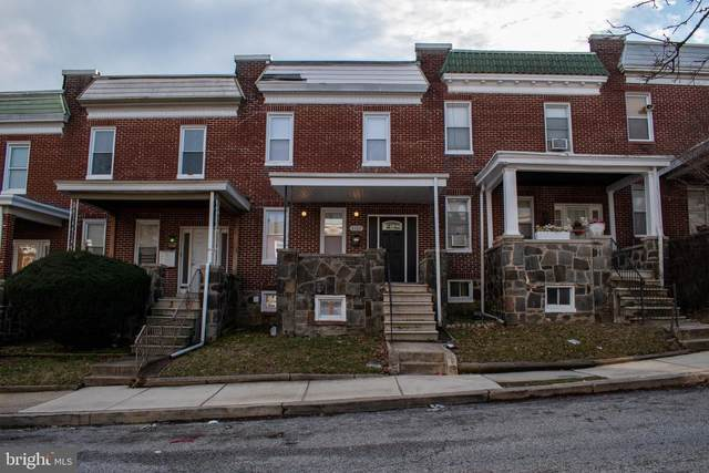 3107 Kentucky Avenue, BALTIMORE, MD 21213 (#MDBA541368) :: AJ Team Realty