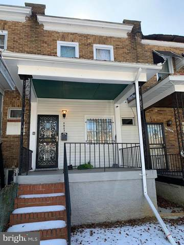 3027 W Lanvale Street, BALTIMORE, MD 21216 (#MDBA541370) :: Lucido Agency of Keller Williams