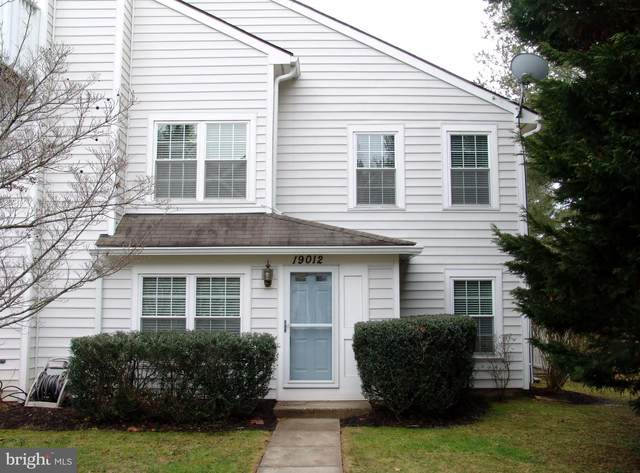 19012 Bronco Drive #241, GERMANTOWN, MD 20874 (#MDMC746224) :: Dart Homes