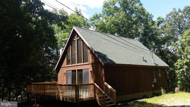 205 Huckleberry, GERRARDSTOWN, WV 25420 (#WVBE184000) :: The MD Home Team