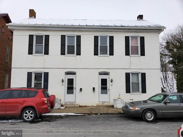 43 W Garfield Street, SHIPPENSBURG, PA 17257 (#PACB132376) :: The Joy Daniels Real Estate Group