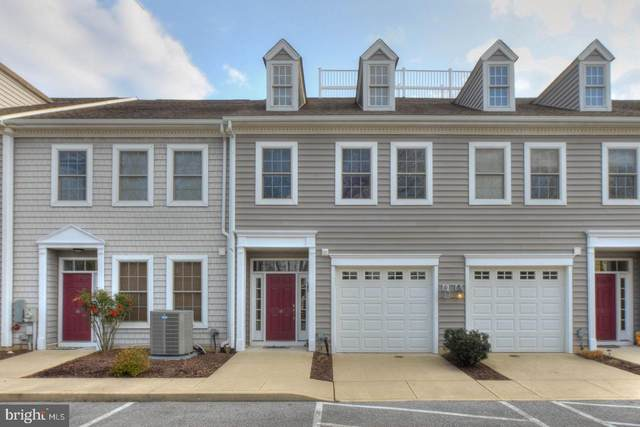 18 Wills Way #49, REHOBOTH BEACH, DE 19971 (#DESU178346) :: McClain-Williamson Realty, LLC.