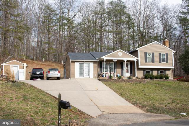 12525 Spring Drive, MANASSAS, VA 20112 (#VAPW515916) :: Realty One Group Performance