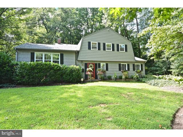 5 Crab Apple Lane, LAWRENCE TOWNSHIP, NJ 08648 (MLS #NJME308496) :: The Sikora Group
