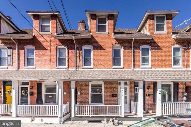 509 Washington Avenue, PHOENIXVILLE, PA 19460 (#PACT530290) :: Sunrise Home Sales Team of Mackintosh Inc Realtors