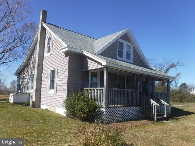 2360 Hoopers Island Road, FISHING CREEK, MD 21634 (#MDDO126962) :: ExecuHome Realty