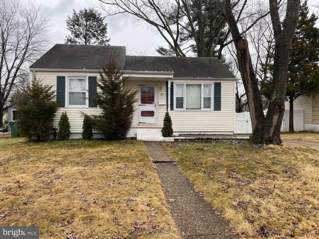 20 Shepherd Road, CHERRY HILL, NJ 08034 (MLS #NJCD414168) :: The Dekanski Home Selling Team