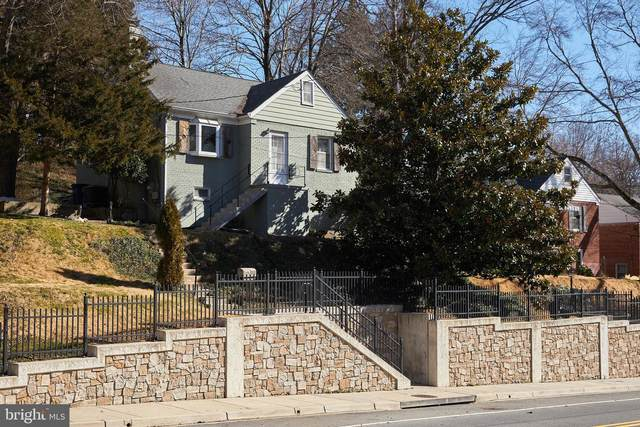 221 Dale Drive, SILVER SPRING, MD 20910 (#MDMC746278) :: Shamrock Realty Group, Inc